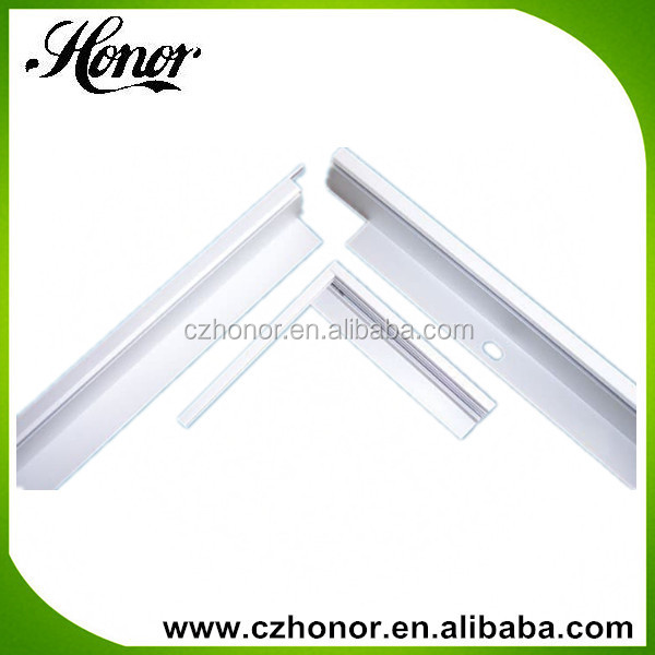 China Aluminum Anodized Material Solar Panel Frame