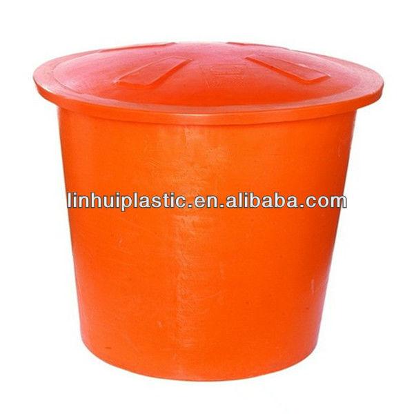 Gran contenedor de plastico de rotomoldeo tanque de agua - Contenedor de agua ...