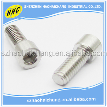 Alibaba Express Wholesale Blue Anodized Titanium Chain ring Bolt