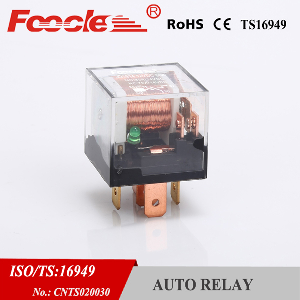 hot sale gps tracker relay for car auto relay led jd1929-40a