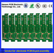 oem pcba assembly Gold suppiler odm oem pcb board fast shipping