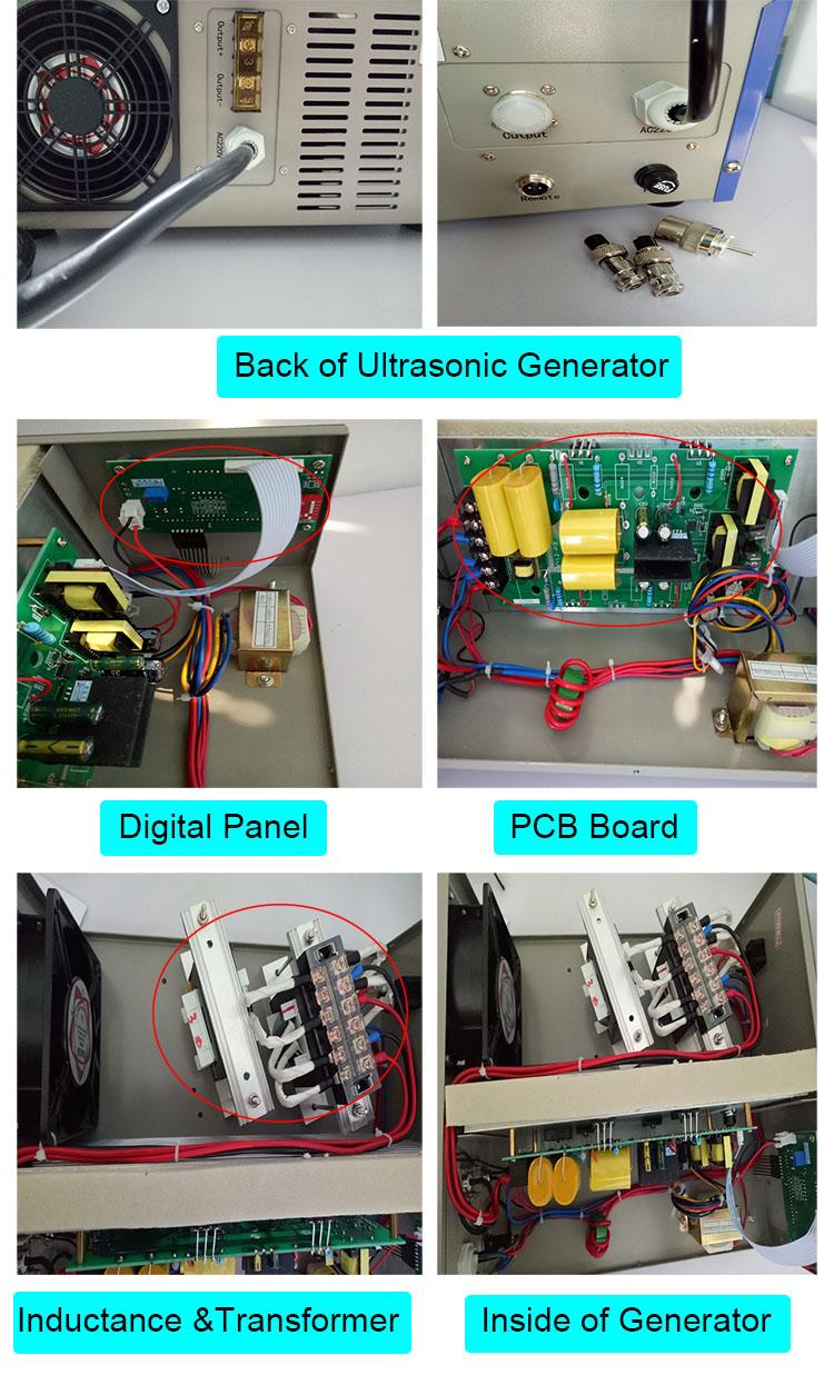 40khz Ultrasonic Sensor Circuit 200w Generator Transmitter Manufacturer In China