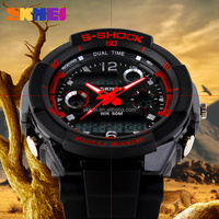 sports military watches for men digital shakeproof wrist watch