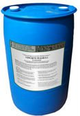55 Gallons of Concrete Sealer X-1 - silicate based densifier and hardener