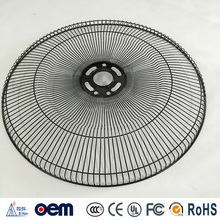 black electric fan guard/wire steel fan cover/electric fan parts--16inches,tough and affordable