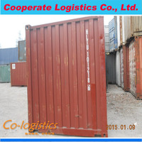 Fast Ocean Freight Forwarder From China