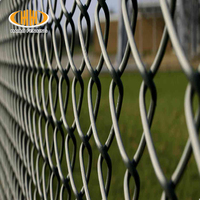 6ft chainlink fence 8ft chain link/boundary wall chain link fence