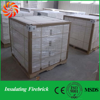 Low density power plant used mullite insulation fire brick