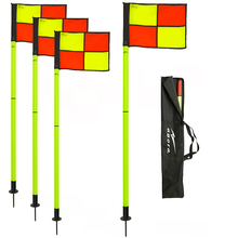 Promotional Custom Logo Soccer Corner Flags
