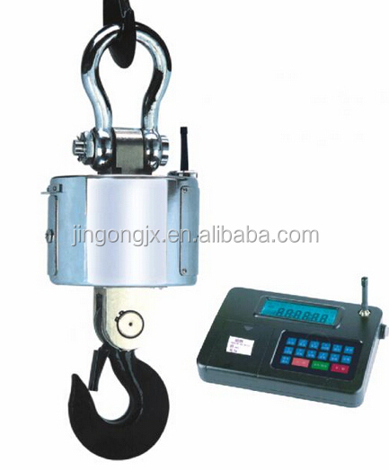 Electronic hoist scale / electric crane scale with best price