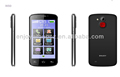 4.5inch big screen elderly mobile phone with dual sim dual camera