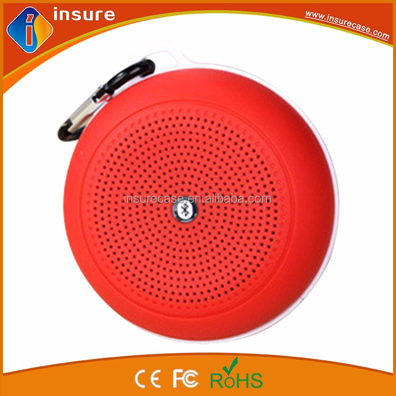 Hot selling out door portable bluetooth speakers with fm radio