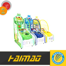 Wholesale mini basketball basketball game electronic indoor arcade hoops cabinet basketball game