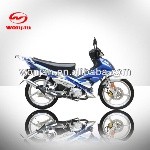 2013 newest model 110cc wonjan motorcycle from china for sale(WJ110-A)