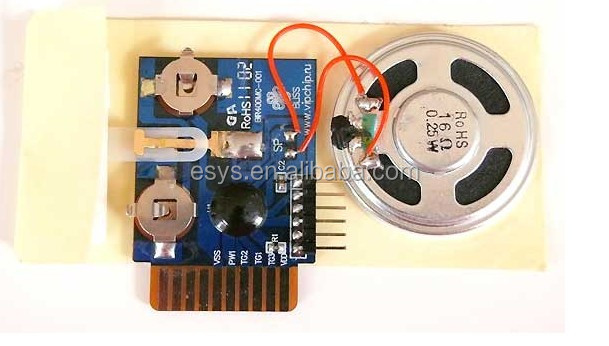 greeting card sound module sound recording devices for cards