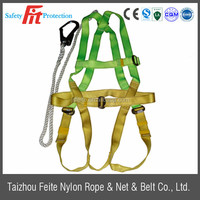 100% High Tenacity Polyester Direct Manufacturer Wholesale CE Approved High Chair Safety Harness