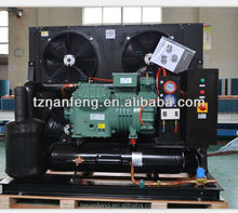 25 ,30 hp big pow open type condensing unit with dorin compressor ,open type condensing unit