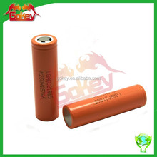 High quality LG C2 18650 Lithium Battery 2800mAh 3.7V Rechargeable Li-ion Battery For Electronic Cigarette
