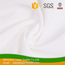 fashionable 250gsm made with jacquard fire retardant mesh fabric one-way transparent fabric