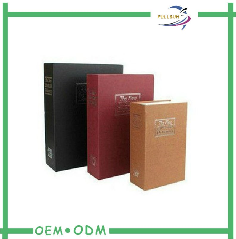 Cheap cardboard box wholesale decoration fake book