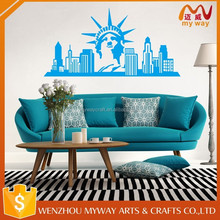 New production printing beautiful wall decals vinyl wall sticker