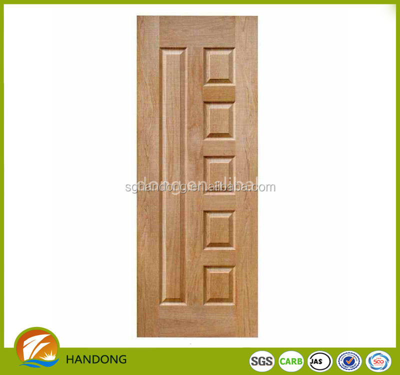 melamine face door skin