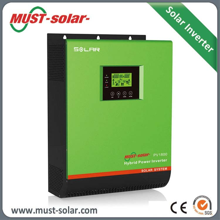 Must solar hybrid inverter on grig 15kva off grid inverter 3 phase