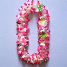 Fashion quality Flower Strings Garlands flower wreaths hawaii flower lei WTH-9017