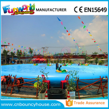 Giant inflatable water pool inflatable adult swimming pool