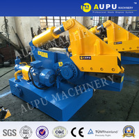 AUPU Q08 sheet metal guillotine Cast iron garbage