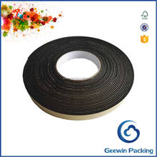 Foam Backed Tape/ Neoprene Foam Tape/ High Density Closed Cell Foam Sheets