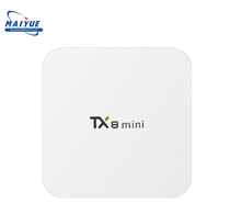 Smart TX8 mini 2GB RAM 16GB ROM Android 6.0 TV Box Octa Core OTT Smart TV Box