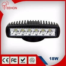 guangzhou factory 5inch square 18w led work light