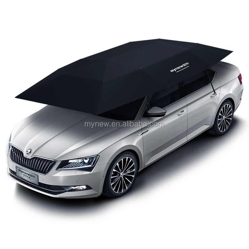Car umbrella, hail protection car cover, car sun shade