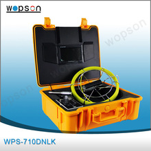 WOPSON High Quality Underwater Pipe Inspection Camera System with Video Audio Recording DVR