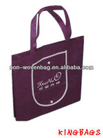 2013 New Style non-woven foldable bags