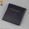 Sinicline Black Custom Luxury Packaging Paper