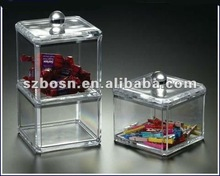 Acrylic Candy Bin & Acrylic Candy Storage Box & Lucite Sweet Container