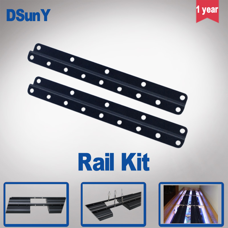 Rail kit, connecting the light panel for reef coral , marine <strong>fish</strong> , fresh water tank of DSunY led aquarium light