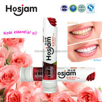 hot sale whitening toothpaste brands adult toothpaste for daily use