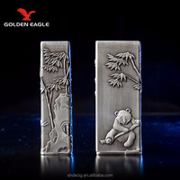 Goldeneagle e cigarette design Panda 80w TC vaporizer pen vape battery mod