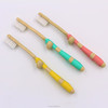China novelty quality soft best toothbrush for children