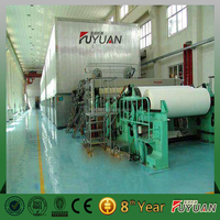 best price A4 paper /writing paper /printing paper making machine