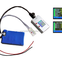 Smart BMS With Battery Powered Lcd
