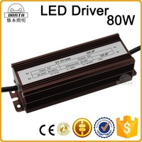 IP65 80w waterproof led driver power supply 36v