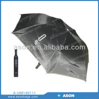 Promotional Gift Wine Bottle Folding Umbrella