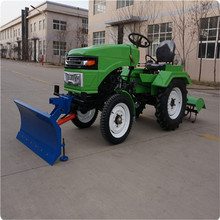 small farm tractor chinese mini tractor with plow good quality for sales