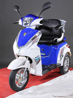 China 48V three wheel disable mobility scooter electric tricycle trike e scooter (YF-412S)