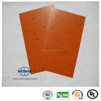 Reliable performance aluminum copper clad laminate/laminated sheet
