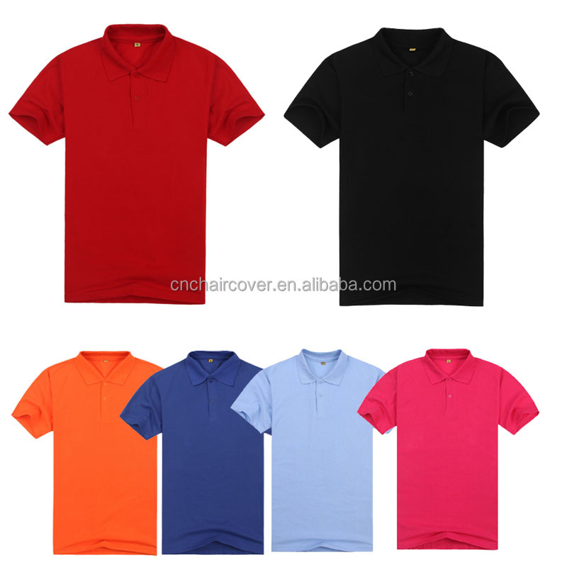 New Design High Quality Plain Polo Shirt For Women